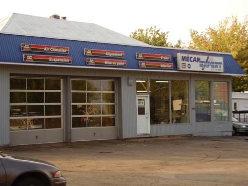 Centre d'entretien automobile Mecanexpert