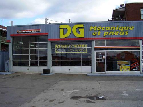 D.G. Mecanique & Pneus