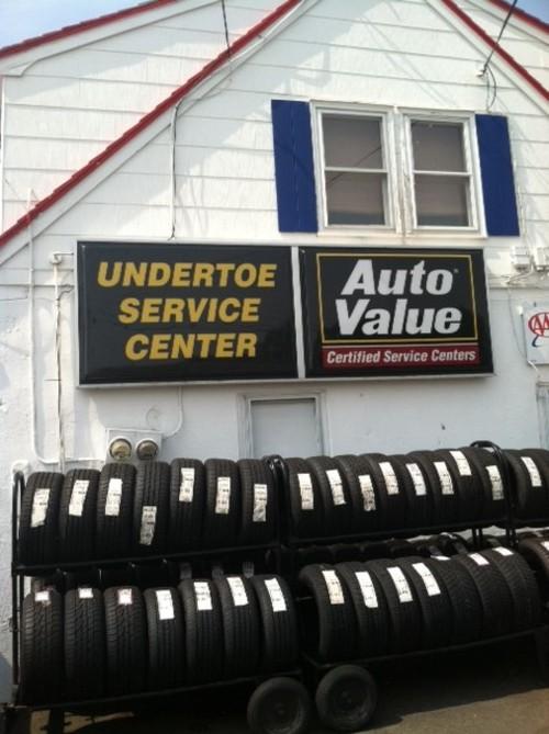 Undertow Service Center