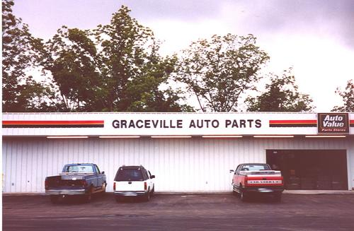 Graceville Auto Parts storefront. Your local Tri-States Automotive Warehouse, Inc in Graceville, FL.