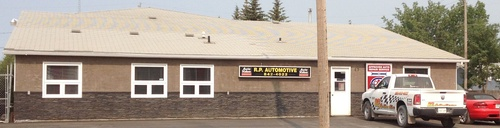 RP Automotive storefront. Your local Auto Electric Service Ltd. in Weyburn, .