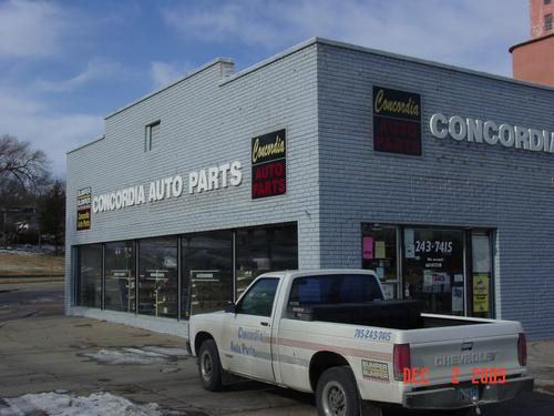 Bumper to Bumper of Concordia storefront - Your local Auto Parts store in Concordia, KANSAS (KS)
