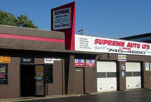 Supreme Auto LTD