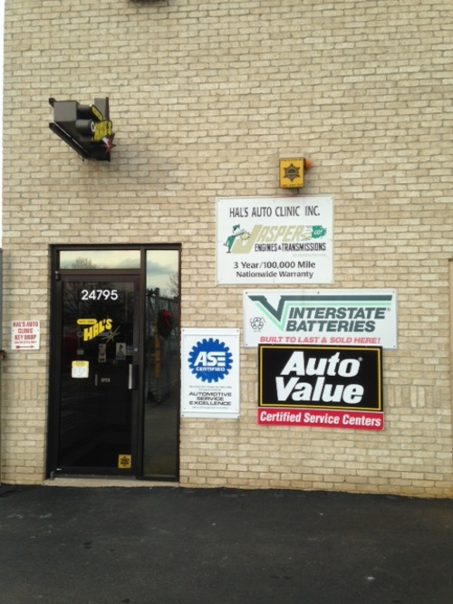 Hal's Auto Clinic