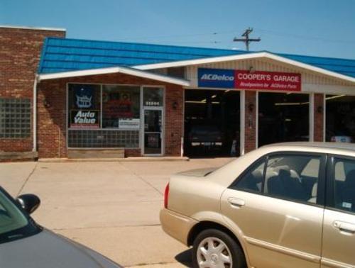 Cooper's Garage