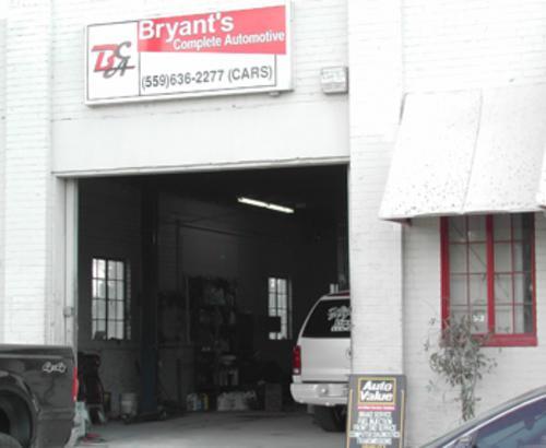 Bryant's Complete Auto