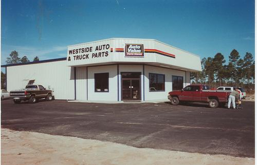 Westside Auto/Truck Parts storefront. Your local Tri-States Automotive Warehouse, Inc. in Homerville, GA.