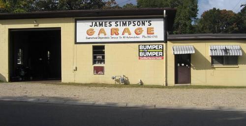 James Simpson Garage