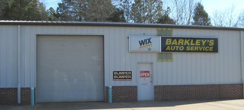 Barkleys Auto Service