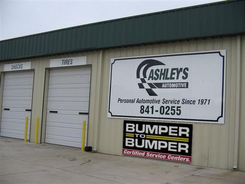 Ashleys Automotive
