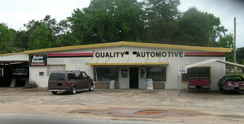 Dyke's, Inc. Quality Automotive storefront. Your local Tri-States Automotive Warehouse, Inc. in Union Springs, AL.