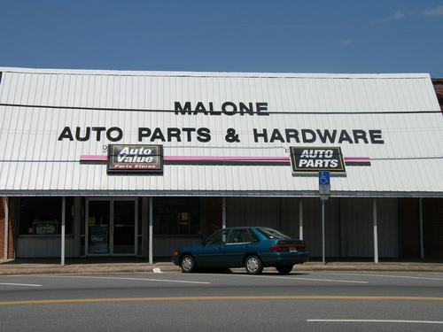 Malone Auto Parts