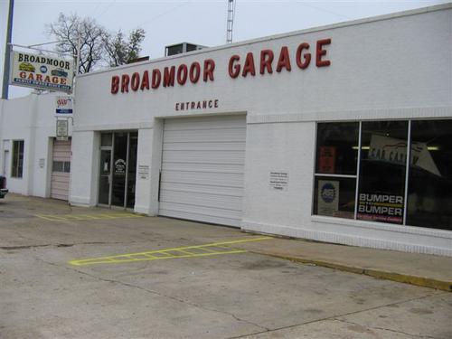 Broadmoor Garage