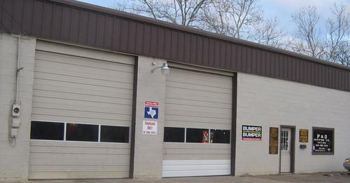 P And O Motor Company Repair Center In Lindale Tx