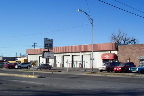 On Target Auto Repair storefront - Your local Auto Parts store in Wichita, KANSAS (KS)
