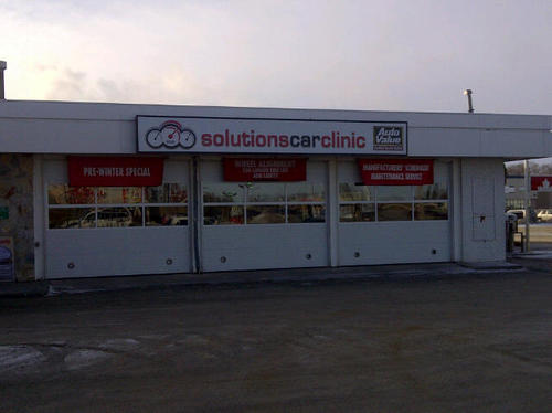 Solutions Car Clinic
