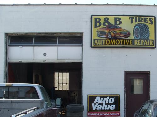 B&B Automotive