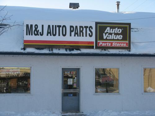 M & J Auto Parts & Supplies storefront. Your local Piston Ring Service Supply in Gimli, .