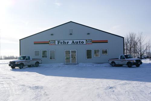 Fehr Auto storefront. Your local Piston Ring Service Supply in Portage La Prairie, .