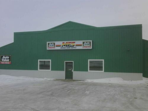 Mound Farm Supply storefront. Your local Piston Ring Service Supply in Pilot Mound, .