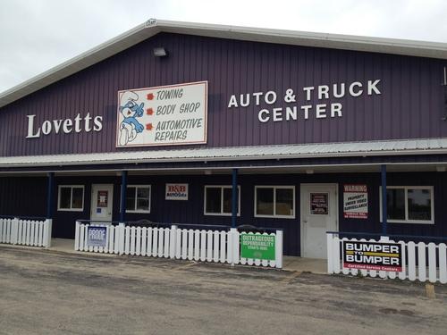 Lovett's Riteway Rebuild
