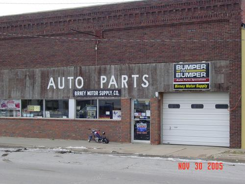 Birney Motor Supply