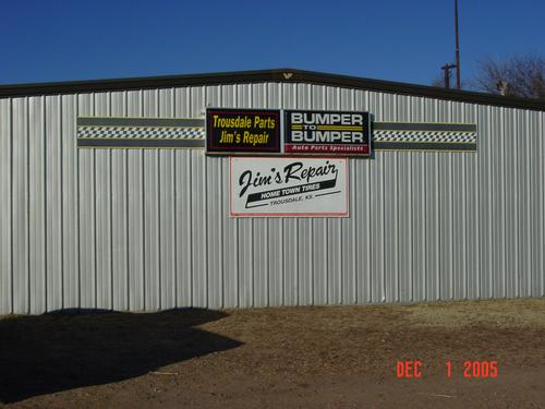 Trousdale Parts