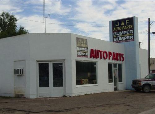 J & F Auto Parts, Inc.