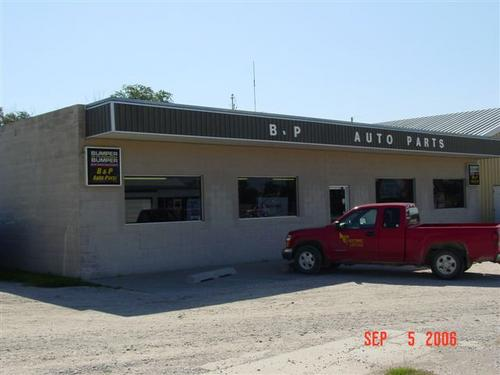 B & P Auto Parts