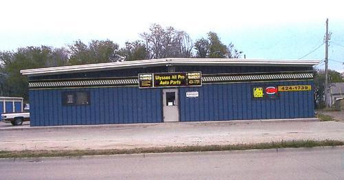 Ulysses All Pro Auto Parts, Inc.