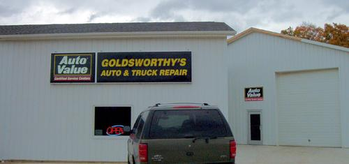 Goldsworthy's Car & Truck Repair #2