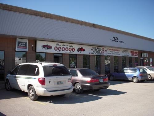 The Auto City Garage