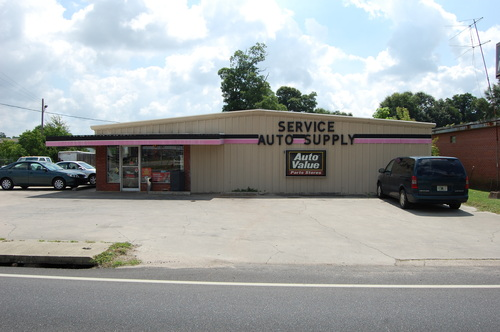 Service Supply Company storefront. Your local Tri-States Automotive Warehouse, Inc in Atmore, AL.