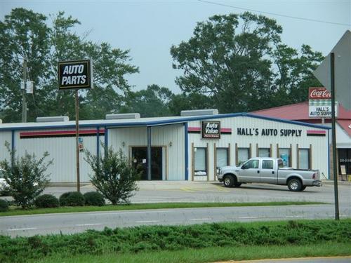 Hall's Auto Supply
