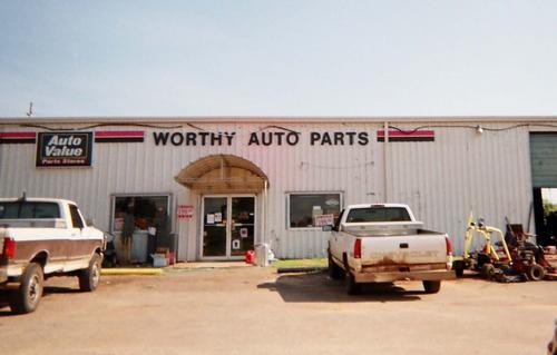 Worthy Auto Parts