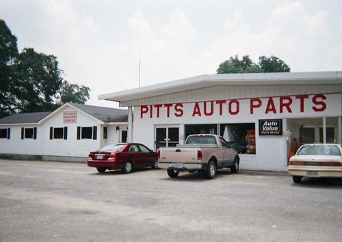 Pitts Auto Parts