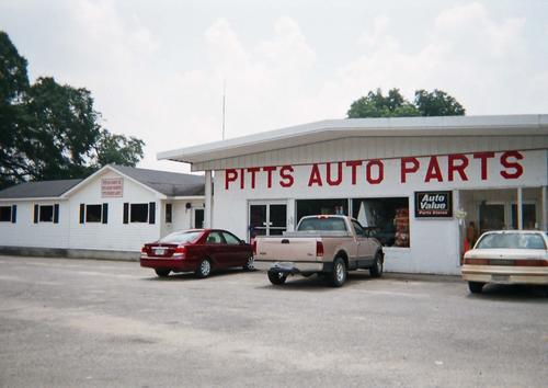 Pitts Auto Parts