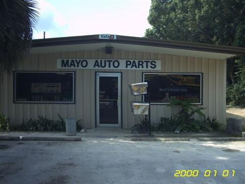 Mayo Auto Parts storefront. Your local Tri-States Automotive Warehouse, Inc in Mayo, FL.