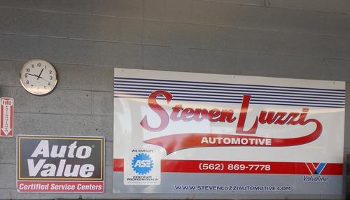 Steve's Luzzi Care & Smog, Inc.