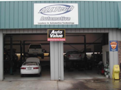 Alltech Automotive storefront. Your local Smith Auto Parts in Clovis, CA.