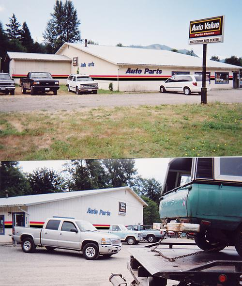 East County Auto Center storefront. Your local Performance Warehouse in Gelnoma, WA.