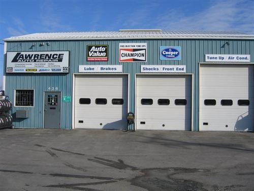 Lawrence Auto storefront. Your local Piston Ring Service Supply in Winnipeg, .