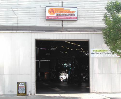 Affordable Brake & Tire