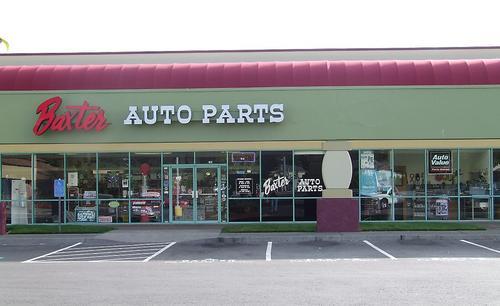 Baxter Auto Parts #09(Closed)