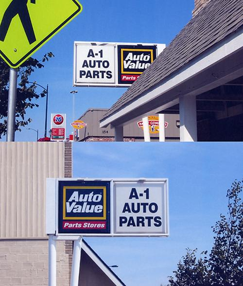 A Auto Parts #1 Auto Parts