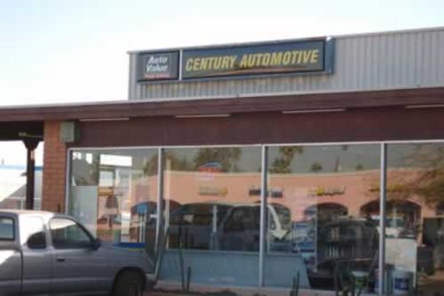 CENTURY AUTO SUPPLY storefront. Your local Star Distributing in Tempe, AZ.