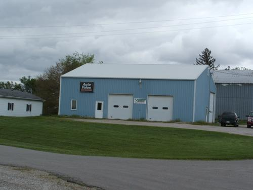 J & B Auto Repair storefront. Your local The Merrill Co. in Lynnville, IA.