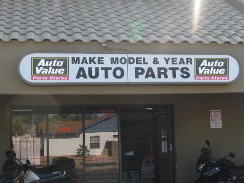 Make-Model & Year #1 storefront. Your local Star Distributing Company in Glendale, AZ.