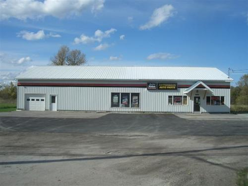 Adirondack Auto Parts storefront. Your local Hahn Automotive Warehouse in Fort Covington, NY.
