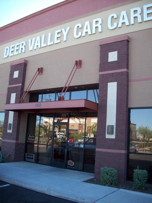 DEER VALLEY CAR CARE